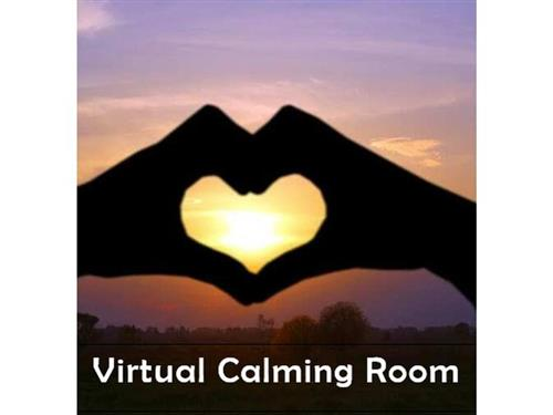 Hands with heart Virtual Calmiing Room
