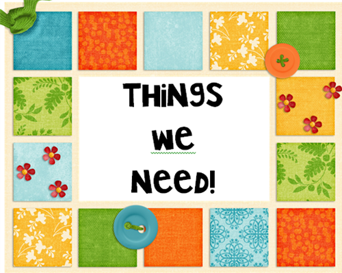 1 mrs mary aper things we need for our classroom