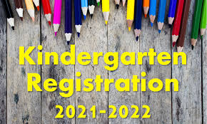 Kindergarten Registration 21-22
