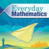 5th grade Everyday math text cover