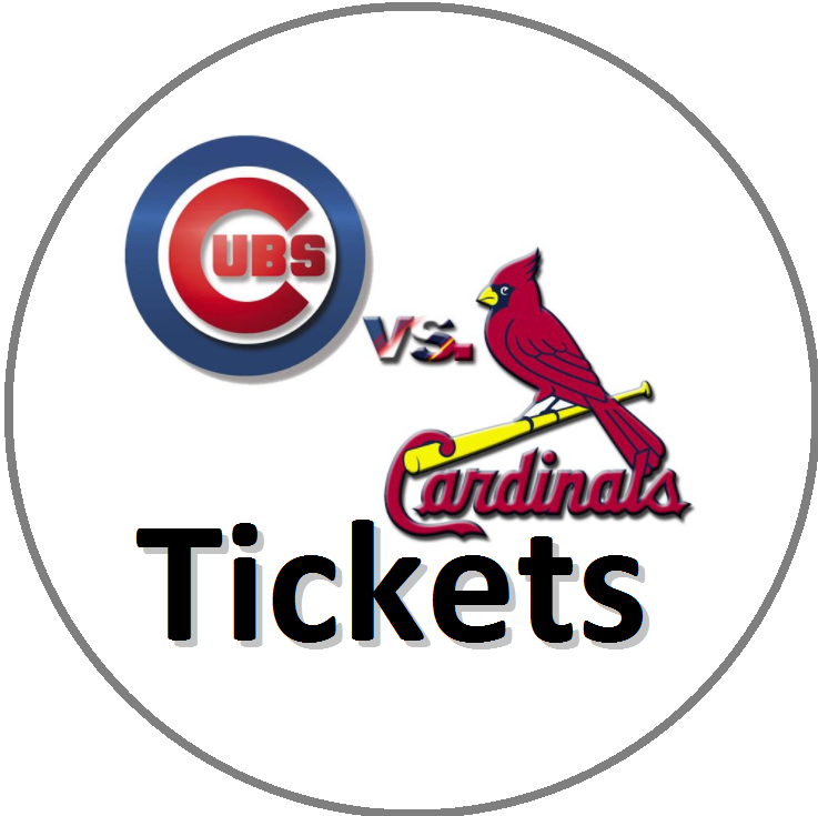 Cubs vs Cards Tickets