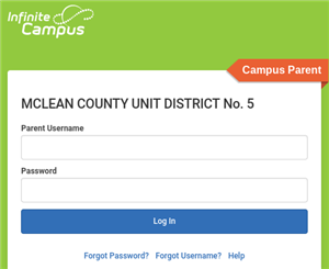 IC Parent Login
