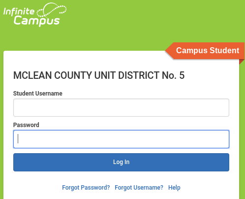 Students & Parents / Infinite Campus