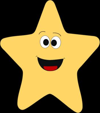 happy star clip art - photo #17