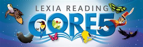 Logo for Lexia Reading Core5
