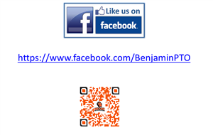 Like the Benjamin PTO on Facebook